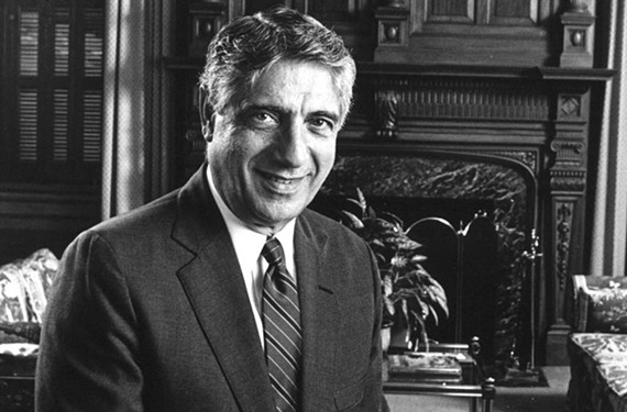 Edmund Ackell, president of VCU from 1979-1990, died in May.