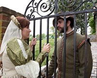 """Elisabeth Ashby and Ryan Bechard co-star in Richmond Shakespeare's """"Cymbeline,"""" a stale piece of claptrap that the greatest playwright of all time should have left on the shelf."""