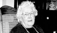 Elizabeth Beaman,   1911-2003