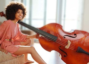 Esperanza Spalding at the Modlin Center