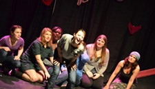 "Event Pick: ""Panties in a Twist"": An All-Female Sketch Comedy Show at the National"