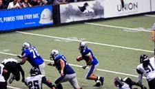 Event Pick: The Richmond Raiders vs. the Trenton Freedom at the Richmond Coliseum
