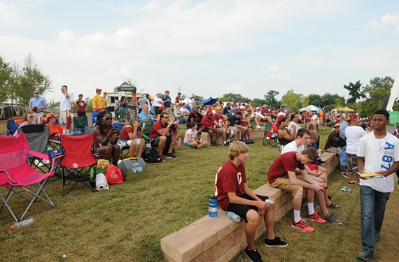 Fans flocked to the Redskins Training Camp in late July and early August. A city analysis expected to be released next week says the camp boosted hotel, food, gas and other retail sales more than expected.