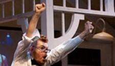 "Firehouse's ""Rocky Horror"" Spanks Audiences, Rouses Critics"