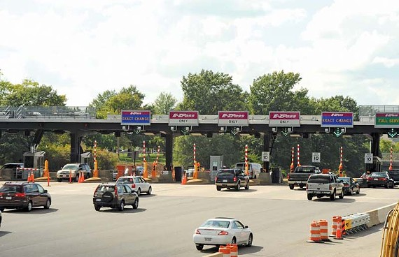 Forget the $500 million. Mayor Dwight Jones and City Council are content sticking with the current deal with the expressway system authority for $62 million. - SCOTT ELMQUIST