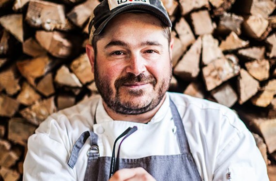 Former Lemaire sous chef and James Beard award-winning chef Sean Brock has a new cookbook and a visit planned for Richmond.