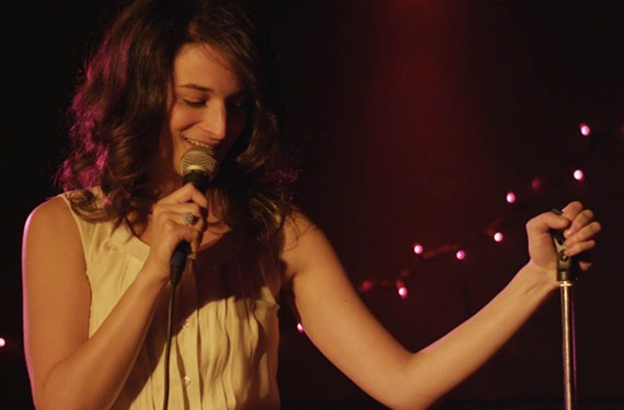 """Former """"Saturday Night Live"""" cast member Jenny Slate plays a Brooklyn comedian mining her own life in the controversial abortion-centered comedy, """"Obvious Child."""" The film has irked conservative groups like the Family Research Council and the Heritage Foundation."""