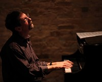 Forward motion: Legendary jazz pianist Fred Hersch will showcase big band arrangements of his songs at the Singleton Center this week.