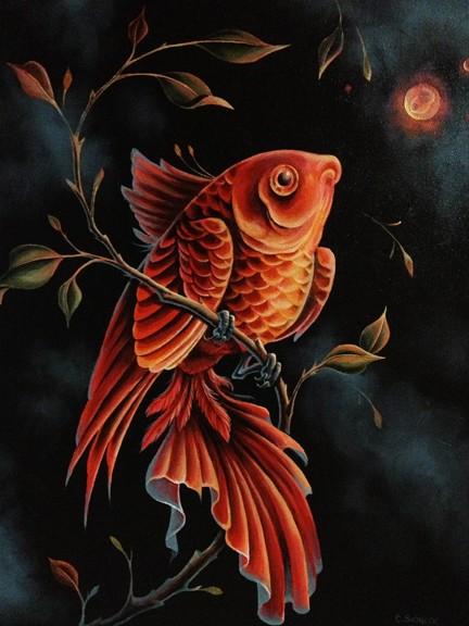 """Genesis"" by Chelsea Shoneck."