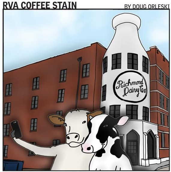 Go to rvacoffeestain.com to read more of Doug Orleski's comics.