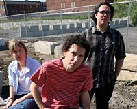 Graduates of rock school: Yo La Tengo's Georgia Hubley, Ira Kaplan and James McNew have influenced countless bands over the years, including Pavement and Deerhunter. The Hoboken, N.J.-based group returns to Richmond on April 28 to perform on Brown's Island.