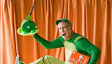"""""""Green Eggs and Ham"""" at Richmond CenterStage"""