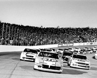 Growing Up With NASCAR