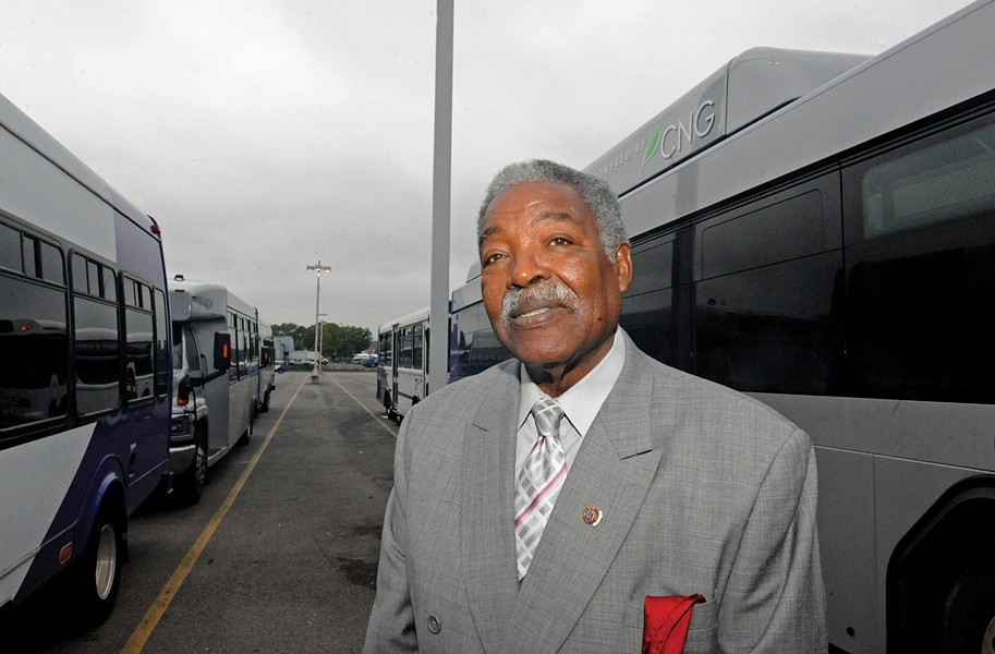 GRTC's chief executive, Eldridge Coles, is resigning at month's end from the agency after a nearly 50-year career. When word spread, employees launched a petition asking him to reconsider. - SCOTT ELMQUIST