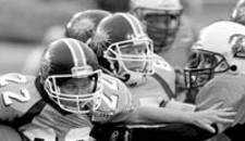 Hail Mary: Women's Football Hits Richmond