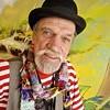 Happy the Artist Plans Ukrop's Mural
