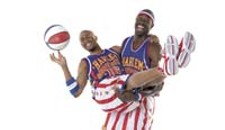 Harlem Globetrotters at the Richmond Coliseum