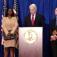 Herring Expands on Same-Sex Marriage Reversal