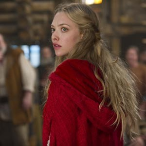 Hoodwinked: The beautiful Amanda Seyfried is wasted as the title character in a preposterous update of the fairy tale. Photo by Kimberly French