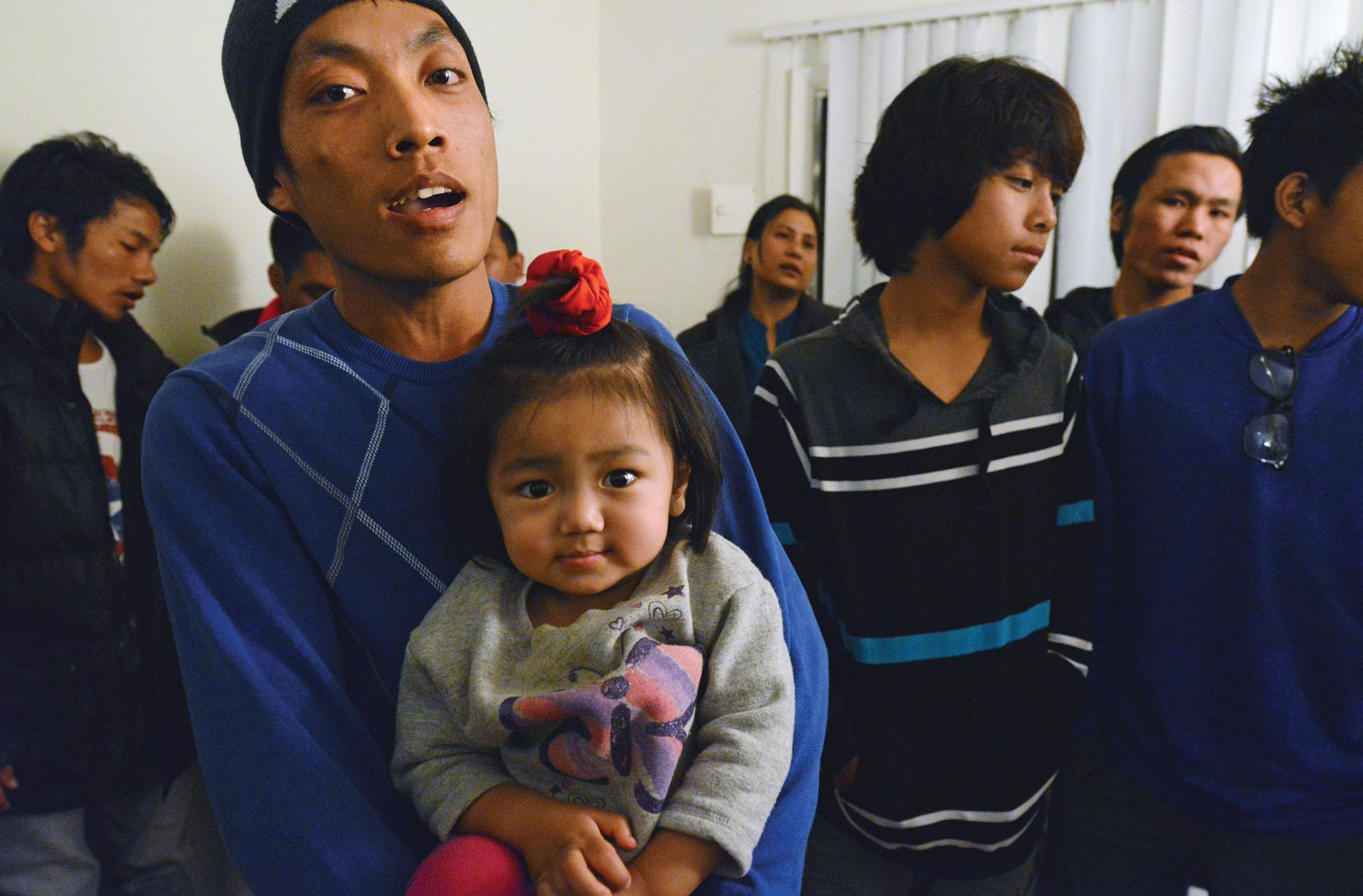 In addition to attending services at Tabernacle, members of the church who come from the Chin state of Burma hold a weekly worship service in their language on Saturdays in a North Side apartment complex.