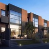 In Historic Fan District, Future Comes Calling with Modern Row Houses