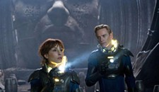"Movie Review: ""Prometheus"""