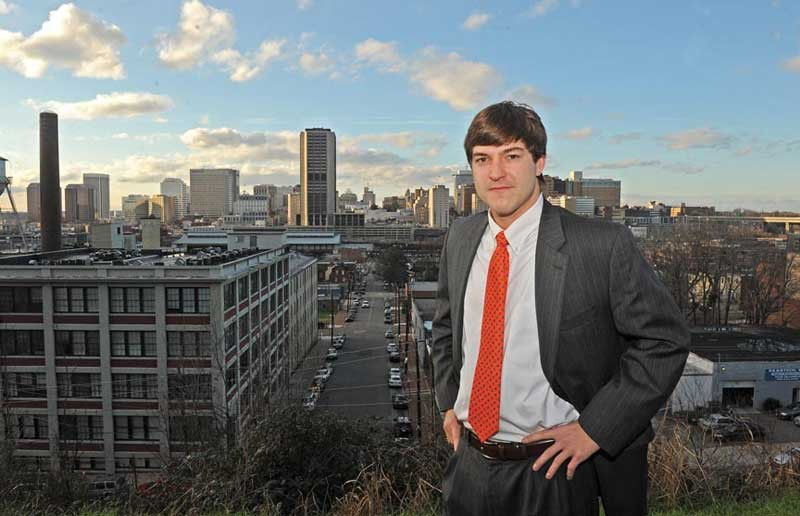 In terms of public consumption of alcohol, Matthew Davey wants Richmond to be the next Savannah, Ga. But can his grass-roots campaign to change state liquor laws succeed? - SCOTT ELMQUIST