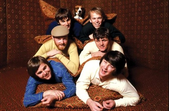 Inspirational: Beach Boys