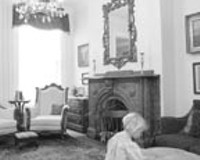 Interiors: Romanesque Holiday