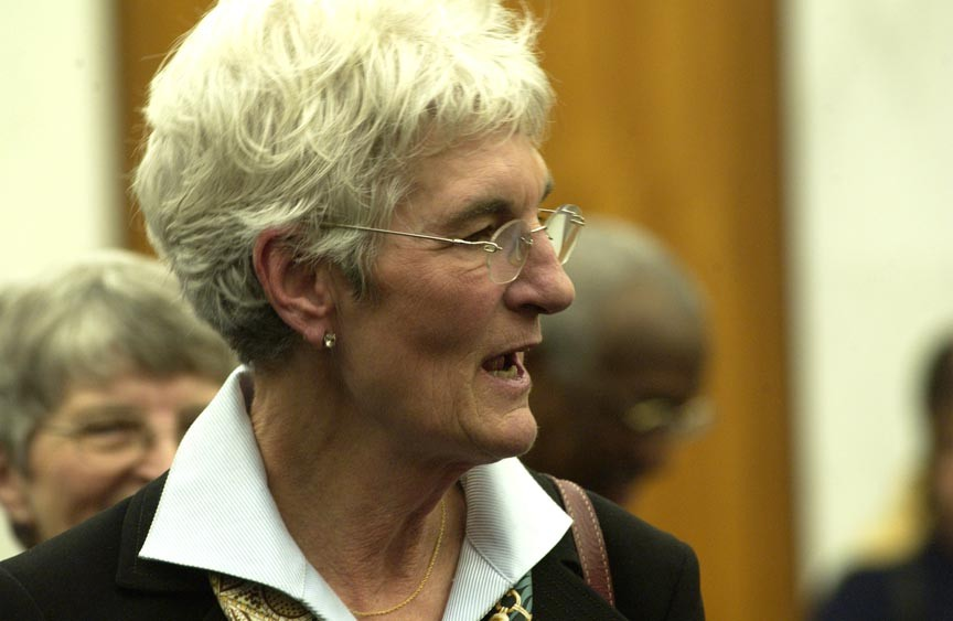 Is City Council President Kathy Graziano embroiled in a leadership crisis over the harassment scandal? - STEPHEN SALPUAKS/FILE