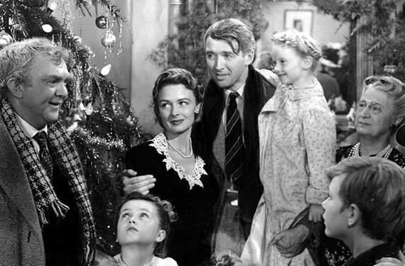 """It's a Wonderful Life,"" Dec. 6."