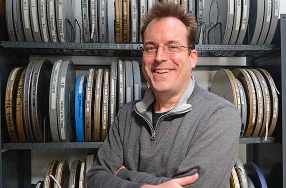 Jeff Roll is founder of the James River Filmmakers Forum, a Q&A interview-based program for filmmakers that began in 2009. This year's event is on March 7 at the Visual Arts Center and will feature local and visiting filmmakers.