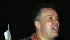 Jello Biafra and the Guantanamo School of Medicine at the Canal Club