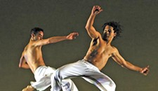 Jelon Viera and Capoeira Luanda
