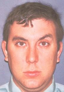 Jesse in a May 2013 picture on the state's sex offender registry. - VIRGINIA STATE POLICE