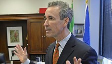 Joe Morrissey is Resigning