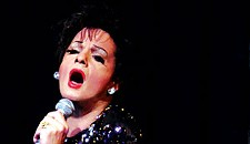 """""""Judy Garland: Live in Concert"""" at Richmond Triangle Players' Theater"""