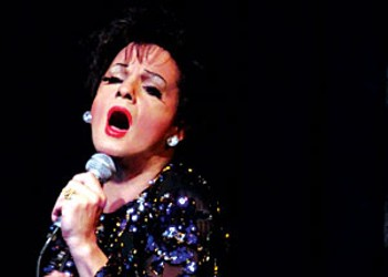 """Judy Garland: Live in Concert"" at Richmond Triangle Players' Theater"