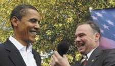 Kaine to Lead Democratic National Committee