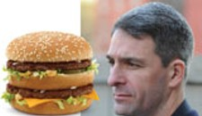 Ken Cuccinelli's McDonald's Habit Revealed