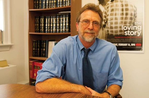 Kent Willis is leaving his post at the ACLU of Virginia after nearly 25 years. - SCOTT ELMQUIST