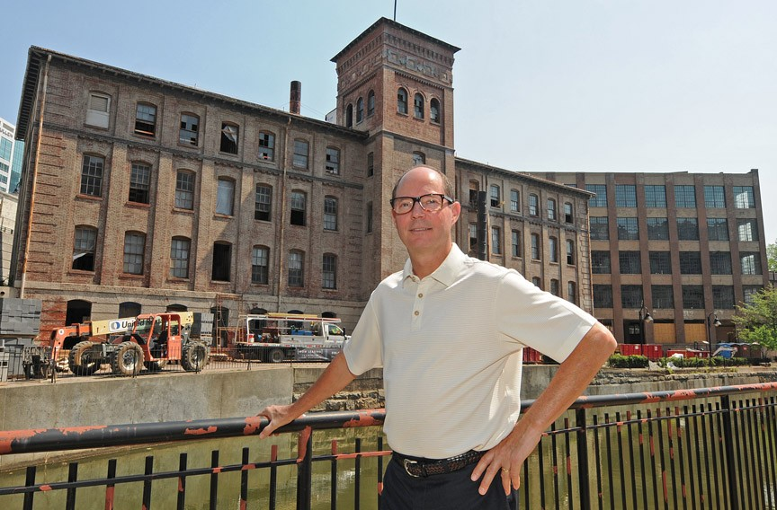 Kevin Healy expands his restaurant empire with an upscale Mexican food destination on the canal. - SCOTT ELMQUIST
