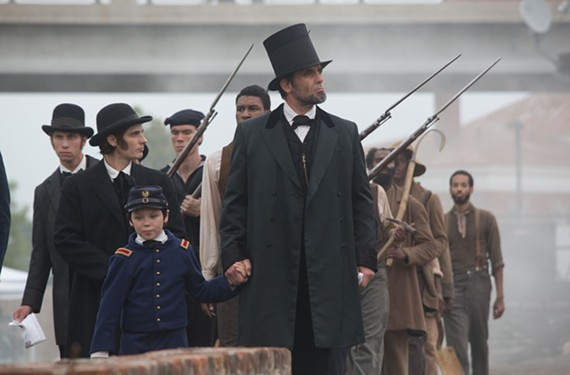 """Killing Lincoln"" - NATIONAL GEOGRAPHIC CHANNEL"