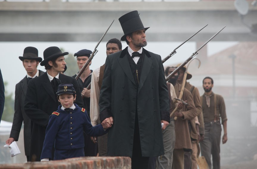"""""""Killing Lincoln"""" - NATIONAL GEOGRAPHIC CHANNEL"""