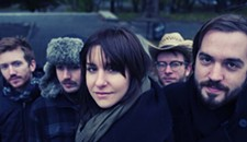 Laura Stevenson and the Cans at Gallery5