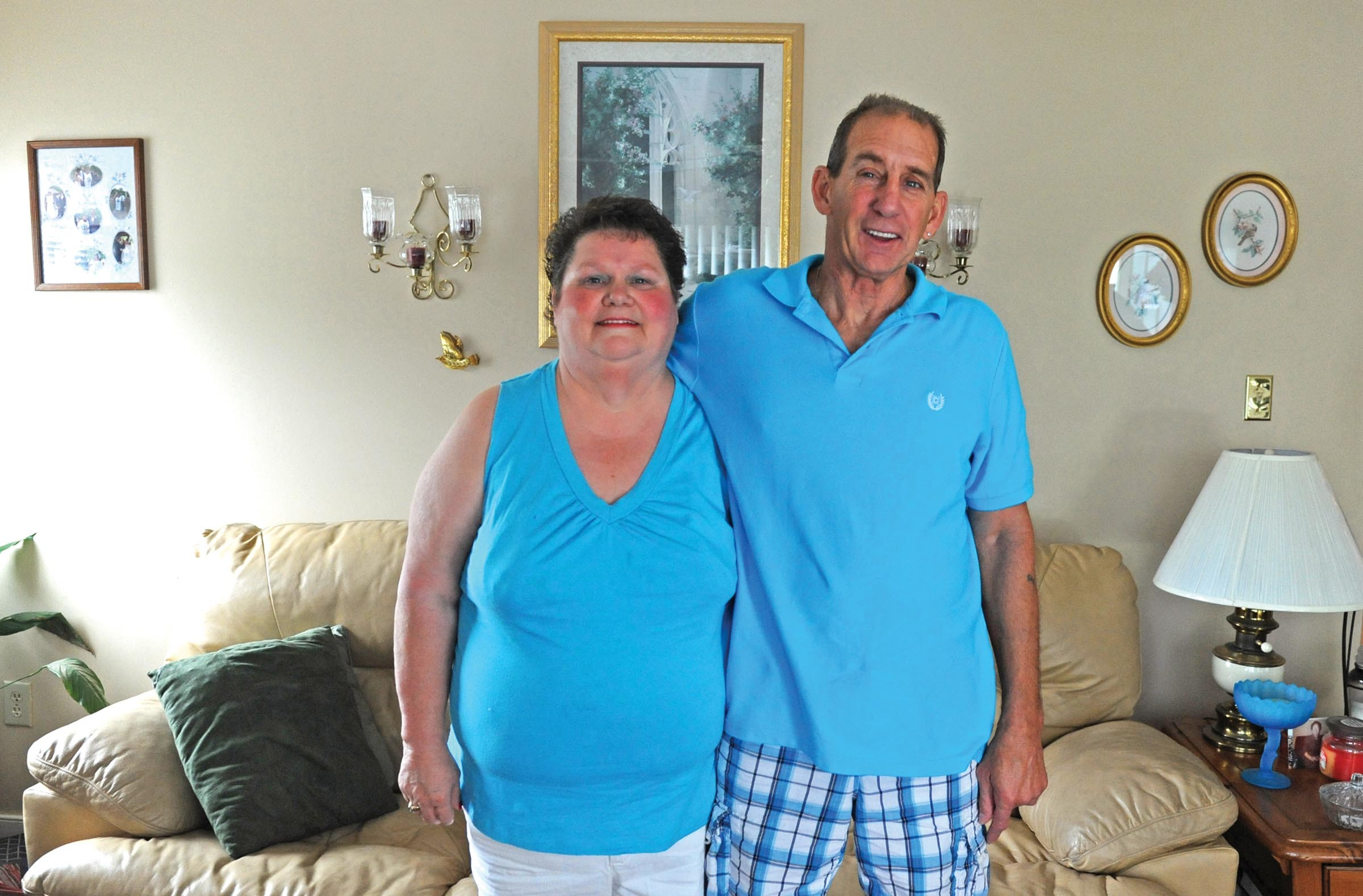 Laverne and James Pierce stopped attending the ROC last year after Laverne says an associate pastor told her husband that she was a gossip and no longer welcome. - SCOTT ELMQUIST