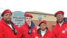 Hillside Court May Bring in the Red Berets
