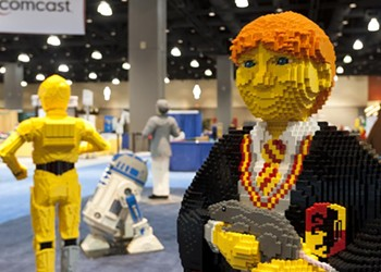 Lego KidsFest at the Greater Richmond Convention Center