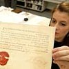 Library Seeks to Save Jefferson's Papers