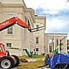 """""""Lincoln's"""" White House Rises at State Capitol"""